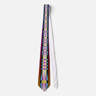 Native American Ribbon design Tie