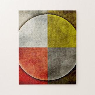 Native American Sacred Hoop Puzzles