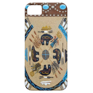 """Native American Sandpainting"" Western IPhone 5 Ca iPhone 5 Case"
