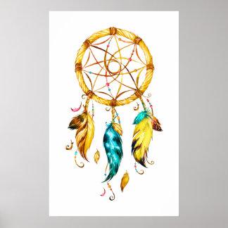 Native American Series Dreamcatcher 2 Poster