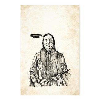 Native American Stationery