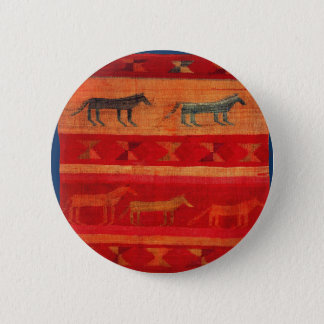 Native American Style 2 Inch Round Button