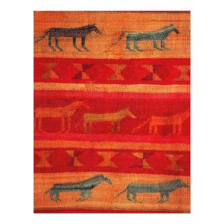Native American Style Letterhead
