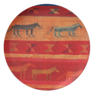Native American Style Plate