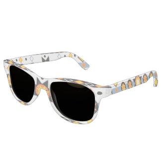 Native American Sun Pattern Sunglasses