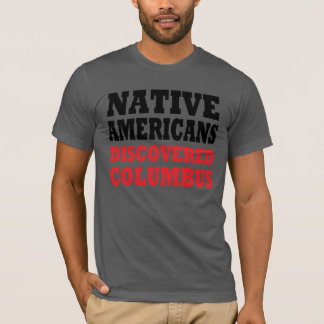 Native American. T-Shirt