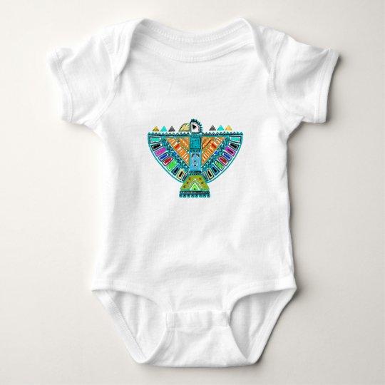 Native American Totem Baby Bodysuit