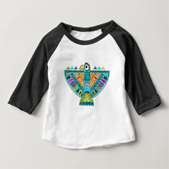 Native American Totem Baby T-Shirt
