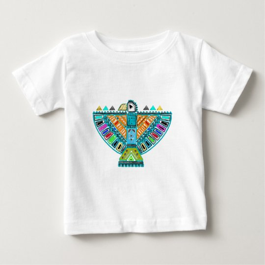 Native American Totem Baby T-Shirt