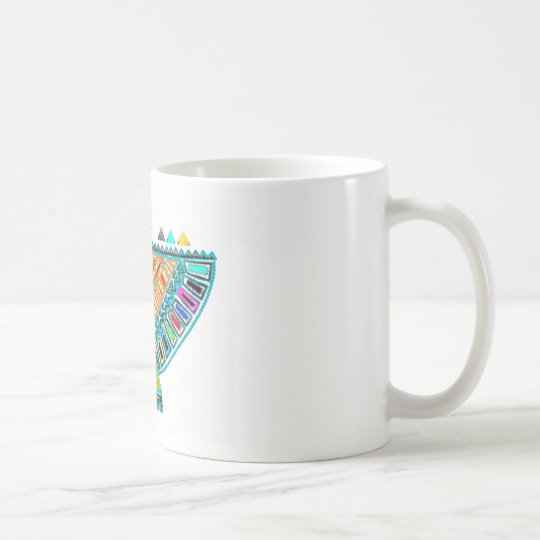 Native American Totem Coffee Mug