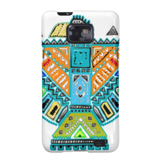 Native American Totem Galaxy S2 Cover