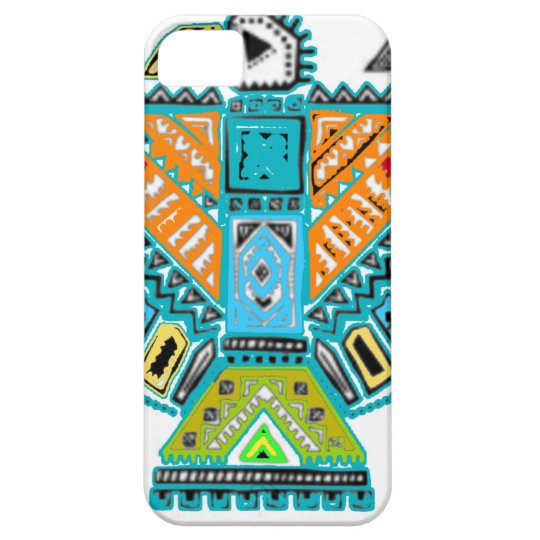 Native American Totem iPhone 5 Cases