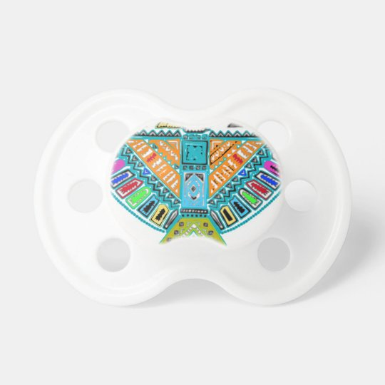 Native American Totem Pacifier
