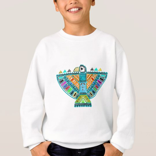 Native American Totem Sweatshirt