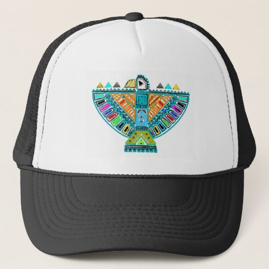 Native American Totem Trucker Hat