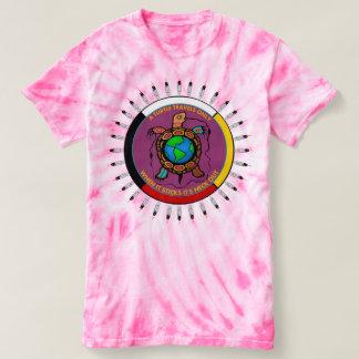 Native American Turtle Island inspirational T-shirt