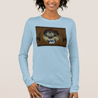 Native American Wolf T-Shirt