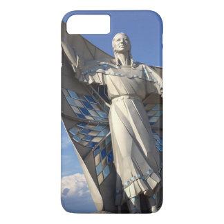 Native American Woman Statue Case-Mate iPhone Case