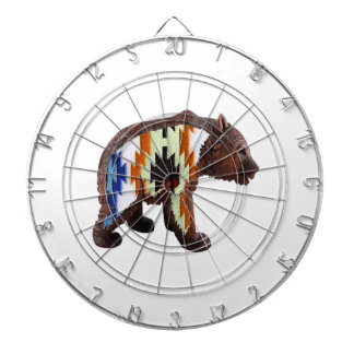 Native Bear Dart Boards