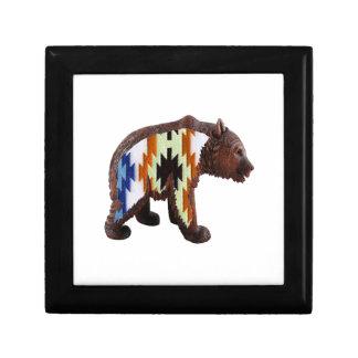 Native Bear Gift Box