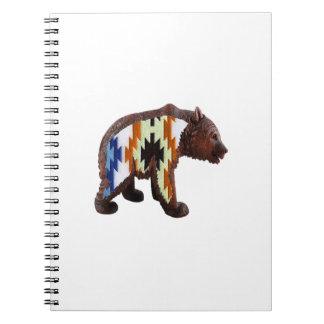 Native Bear Notebooks