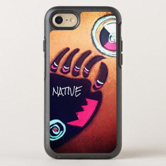 Native Bear Paw Medicine Wheel OtterBox Symmetry iPhone 8/7 Case