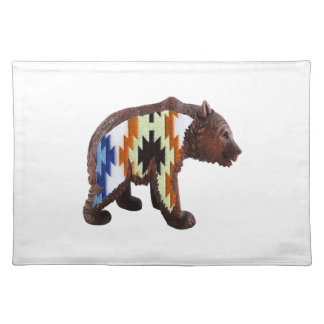Native Bear Placemat
