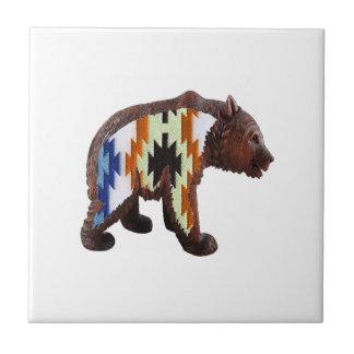 Native Bear Tile
