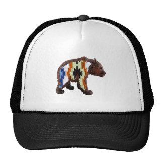 Native Bear Trucker Hat