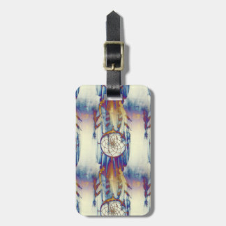 Native Dreams Luggage Tag