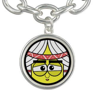 Native Face Bracelet