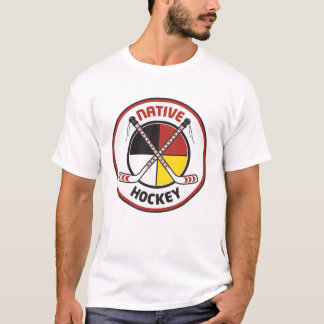Native Hockey T-Shirt