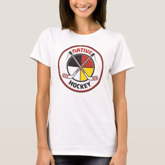 Native Hockey T-Shirt - Women's