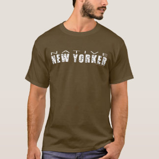 Native New Yorker Men's T shirt
