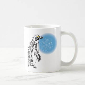 Native Penguin Mug