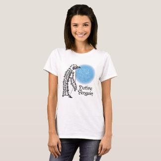 Native Penguin T-Shirt