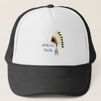 Native Pride Trucker Hat