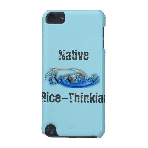 Native Rice-Thinkian iPod Touch Case