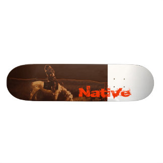 Native Skateboard