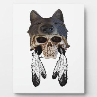 Native Spirit Plaque