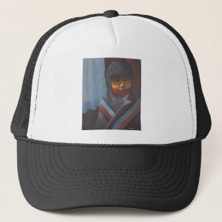 Native Stripes Trucker Hat