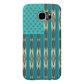 Native Styled American Flag Phone Case