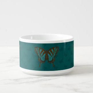 Native Swallowtail Chili Bowl