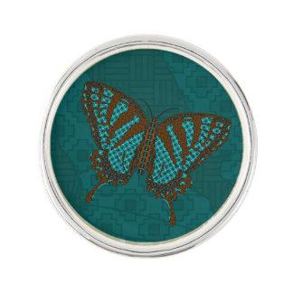 Native Swallowtail Lapel Pin