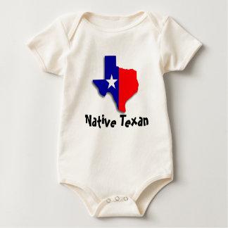 Native Texan Baby Bodysuit