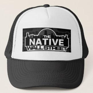 Native Wall Street Trucker Hat