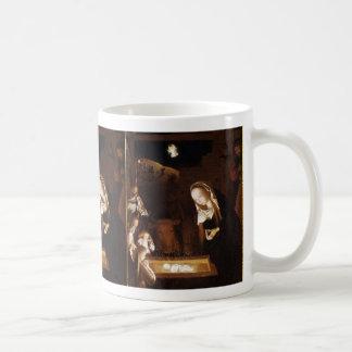 Nativity at Night | Geertgen tot Sint Jans Coffee Mug