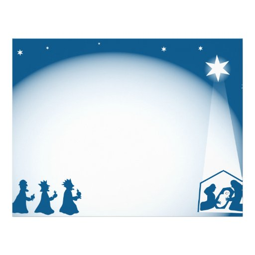 ... (19) Gallery Images For Christmas Nativity Borders For Letters