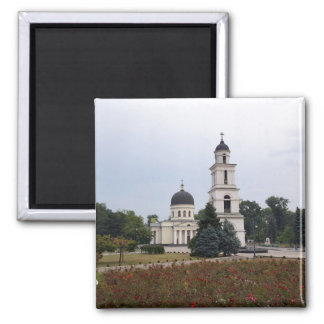 Nativity Cathedral in Chisinau Magnet
