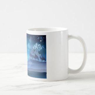 Nativity Christmas Scene Coffee Mugs